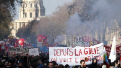 Френската пенсионна реформа засяга младите на пазара на труда от 2022 г.