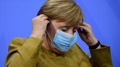 Меркел: Германия удължава блокадата до 20 декември