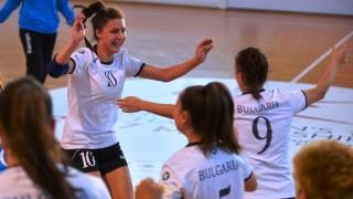 Младите хандбалистки с бронз в Македония