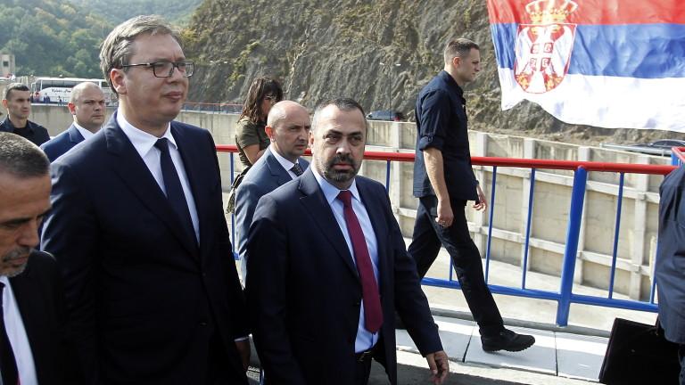 Президентът на Сърбия Александър Вучич обяви, че призивът на САЩ