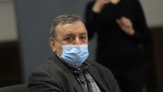 Тодор Кантарджиев е пенсиониран