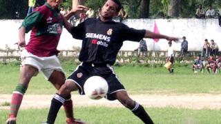 Джунглата индийски футбол