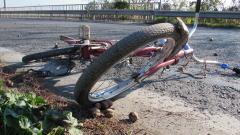 Пияна шофьорка блъсна дете с колело край Силистра