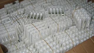 38 400 таблетки ефедрин заловиха на границата
