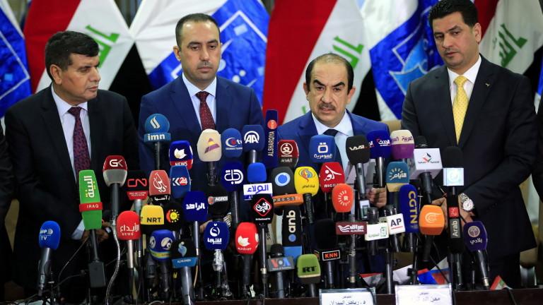 Листата на националиста Муктада Садр получи най-много места на парламентарните