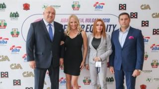 Емилия Груева беше избрана в изпълкома на АИБА