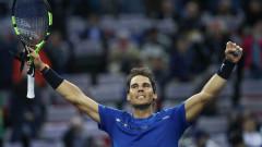 Рафаел Надал не може да избере между Федерер и Джокович