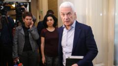 Сидеров иска Борисов да помисли за поведението на министрите си