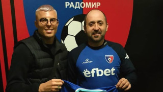 Нападател на Струмска слава: Възнамерявам да направя добро име в България