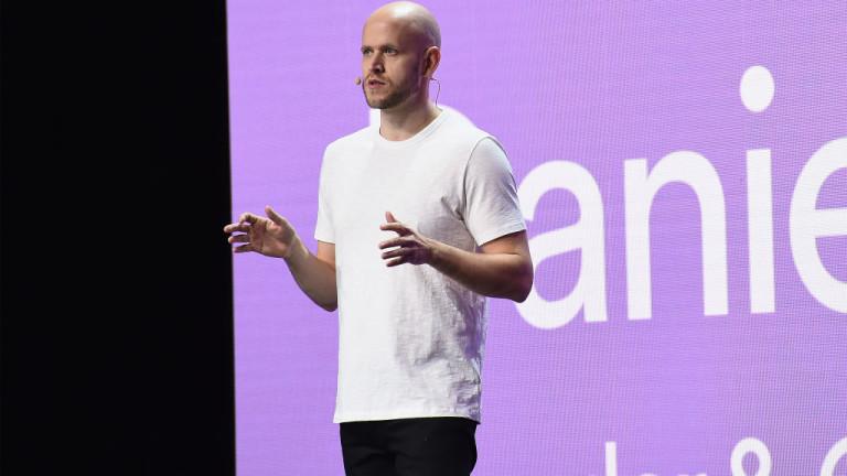 Съоснователят на стрийминг платформата Spotify Даниел Ек е решил да