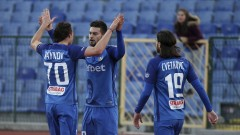 Левски наказа грешките на Витоша и записа дебютен успех при Георги Дерменджиев