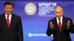 Путин: Технологичната война започна с опитите за изтласкване на Huawei