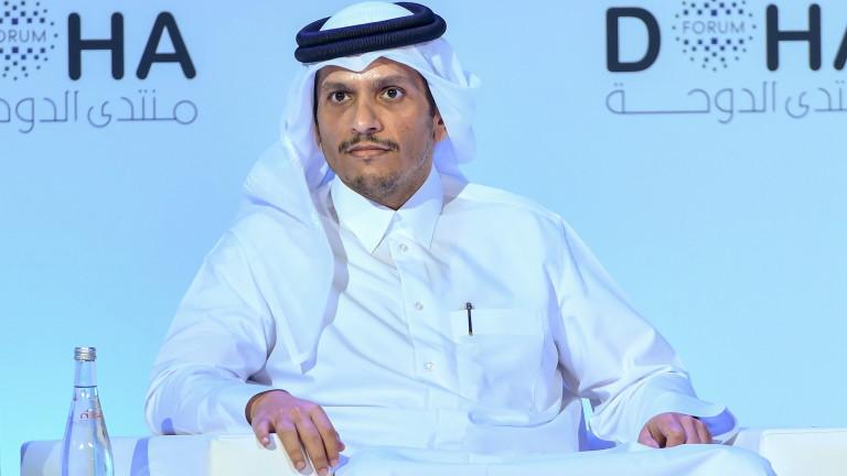 Външният министър на Катар обяви, че неотдавнашните преговори са прекъснали