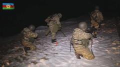Повече от 900 сирийски бойци се върнали по домовете от Нагорни Карабах