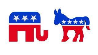 В 14 щата демократите контролират губернаторския пост и двете камари на местния Конгрес