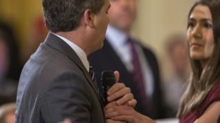 Си Ен Ен остана без старши кореспондент за Белия дом