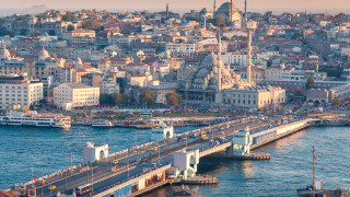 Турската лира достигна ново дъно