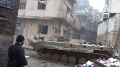 Взривиха газопровод в сирийския град Хомс