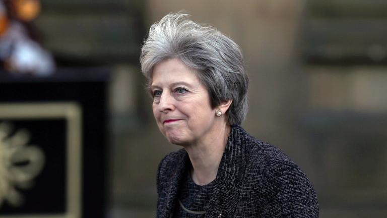 ЕС отхвърля предложението на Тереза Мей за ирландската граница