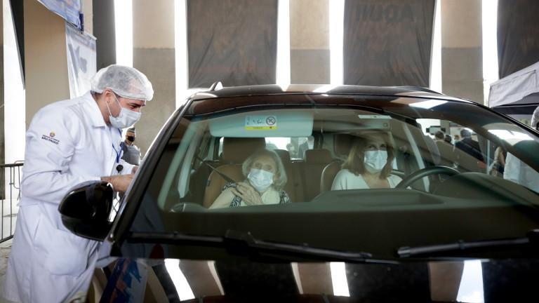 Бразилският министър на здравеопазването Едуарду Пазуелу заяви в четвъртък, че