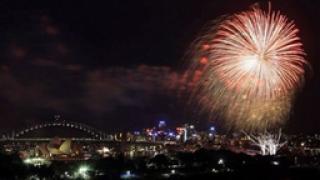 Нова Зеландия и Австралия посрещнаха 2009 година