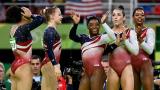 Американките затвърдиха превъзходството си в гимнастиката