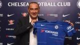 Маурицио Сари: В Англия има само пет-шест много добри отбора