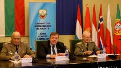 Красимир Каракачанов поздрави военнослужещите ни зад граница