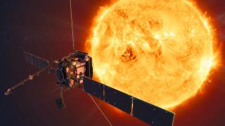 Космическа сонда направи снимки на Слънцето от 77 млн. километра