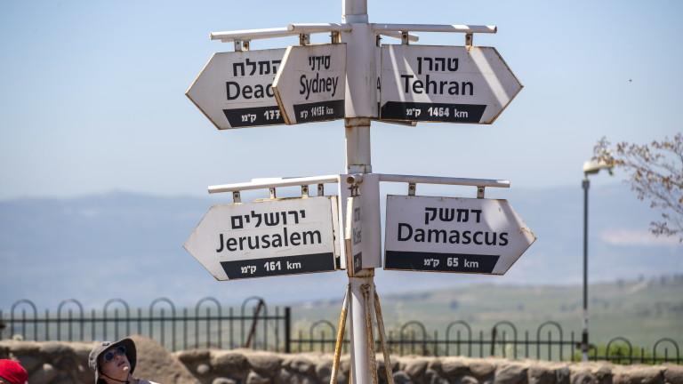 ООН: Сирия и Израел да проявят сдържаност