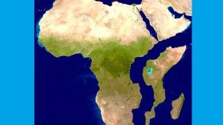 Африка се разцепва на две