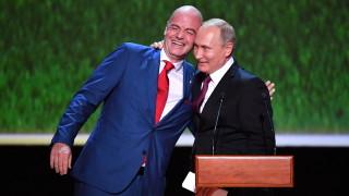 Инфантино с неочаквана промяна във ФИФА