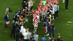 В Хърватия: Вие сте герои! Накарахте цялата страна да се гордее с вас!