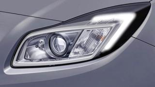 """Opel ще покаже новата технология на """"умни"""" фарове с Insignia"""