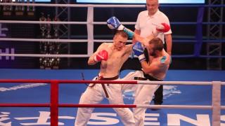 Чарнетски сломи Косумов в гладиаторска битка на SENSHI 9