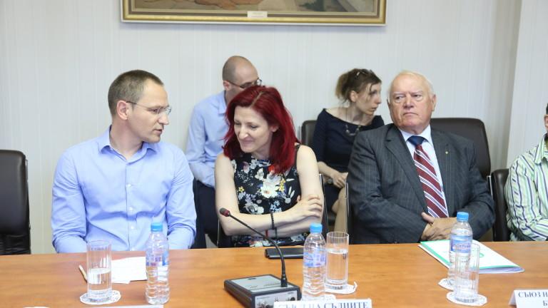 Калин Калпакчиев настоя за анализ на работата на прокуратурата
