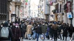 Италия спря ски сезона заради британския щам на коронавируса