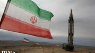 """Иран тества нова ракета """"земя-земя"""""""