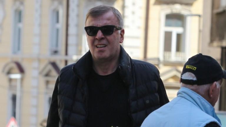 Наско Сираков е много близо до завръщане в Левски