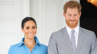 Имението, в което Хари и Меган си живеят царски
