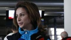 Весела Димитрова: Наложи се да правим промени в съчетанията в деня на състезанието