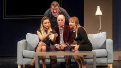 """""""Иначе казано"""" с премиера в Младежки театър"""