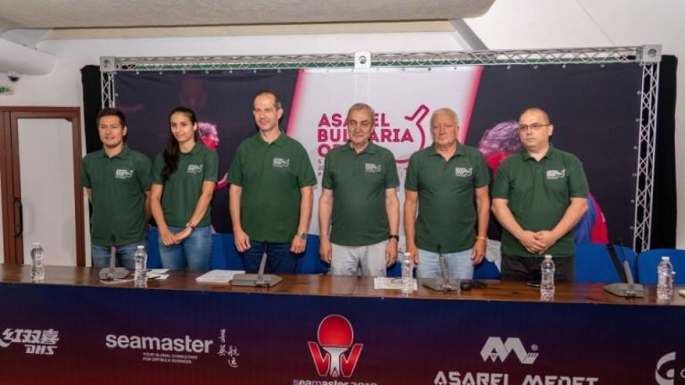 Четвъртото издание на турнира по тенис на маса Seamaster 2018