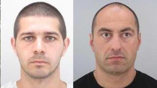 Двама осъдени избягаха от Централния затвор