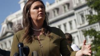 Сара Сандърс напуска Белия дом