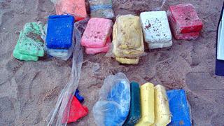 Близо 7 млн.лв. струва кокаинът, изплувал край Златни