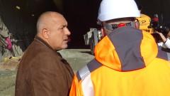 Най-важно е качеството, отсече Борисов за ремонта на Южната дъга