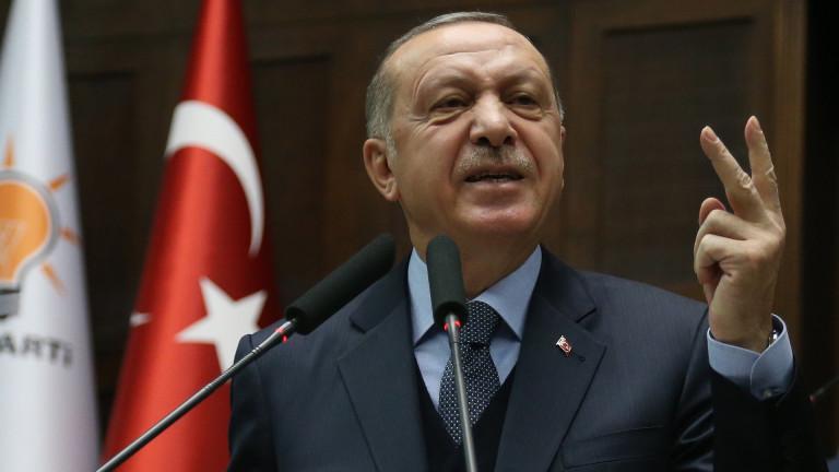 Ердоган: Рано или късно Гюлен ще се върне в Турция
