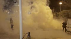 Продължават протестите в Тирана
