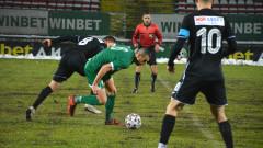 Славия се поизкаля във Враца за първа победа като гост през сезона